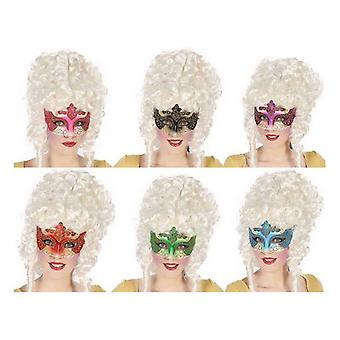 Venetiaans oogmasker glitter