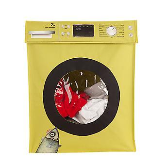 BiggDesign Pistachio Laundry Basket