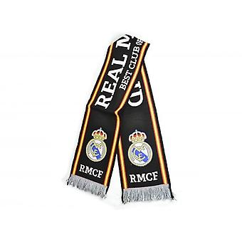 Real Madrid CF Best Club of The World Scarf