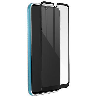Pack Protection Wiko Y62 Flexible Cover and screen protector Original black