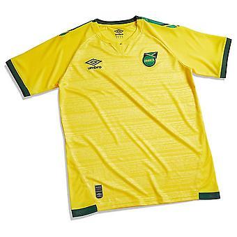 2021-2022 Jamaica Home Shirt