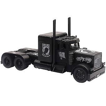 1/32 Peterbilt Black Out Truck
