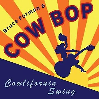 Bruce Forman & Cow Bop - Cowlifornia Swing [CD] USA import