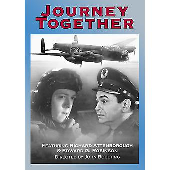 Journey Together (1945) [DVD] USA import