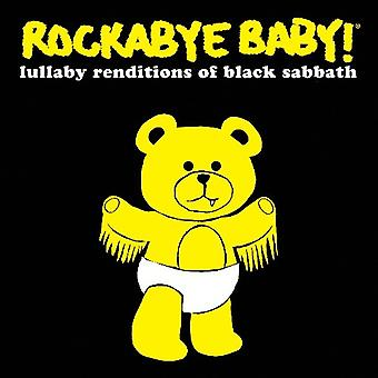 Rockabye Baby! - Lullaby Renditions of Black Sabbath [CD] USA import