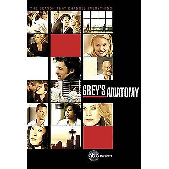 Greys Anatomy - Anatomie: die komplette sechste Staffel [6 DVDs] [DVD] USA Import