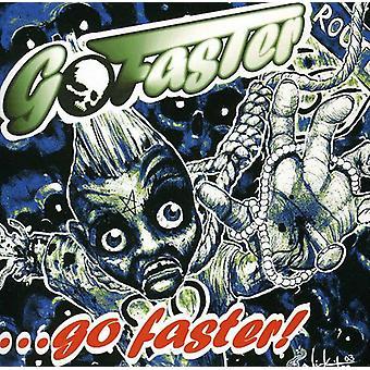 Go Faster - Go Faster [CD] USA import