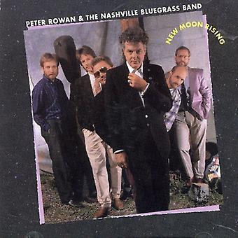 Rowan, Peter/Nashville Bluegras - New Moon Rising [CD] USA import