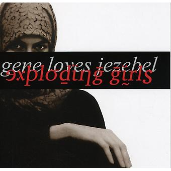 Gene Loves Jezebel - Exploding Girls [CD] USA import
