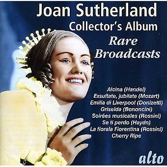 Joan Sutherland - Joan Sutherland: Rare Broadcasts [CD] USA import