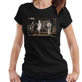 Die Libertines, Durchführung von Pete Dohery Carl Barat Damen T-Shirt