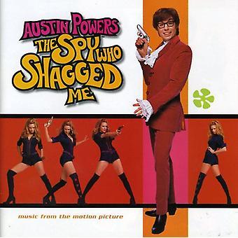 Various Artists - Austin Powers-Spy Who Shagged [CD] USA import