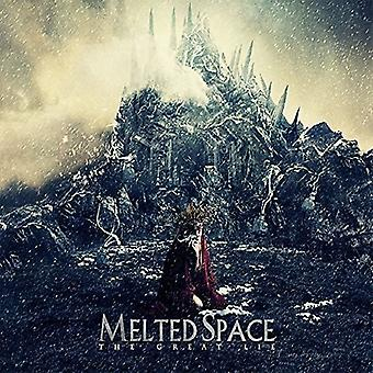 Melted Space - The Great Lie [CD] USA import
