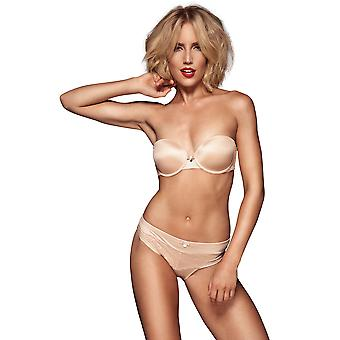 Berlei Beauty Form Nude Petite Strapless Bandeau Bra B5061