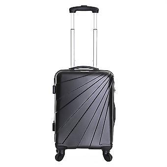 Slimbridge fusión cabina maleta dura, negro