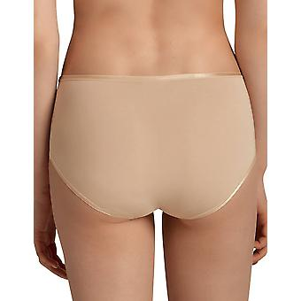 Anita 1318-753 Women's Comfort Desert Nude Cotton Full Panty Highwaist Brief