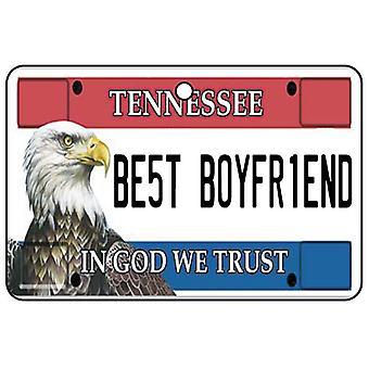 Tennessee - Best kjæreste nummerskilt bil Air Freshener