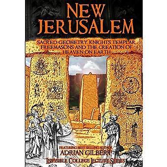 Nuova Gerusalemme: Sacra geometria Cavalieri Templari Fre [DVD] Stati Uniti importare
