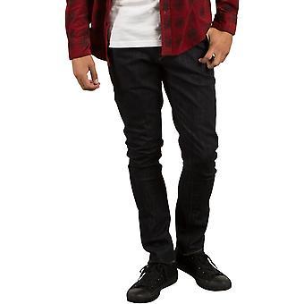 Volcom 2X4 denim Skinny fit jeans i skyl