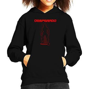 Fortnite Desperado lapsi hupullinen pusero