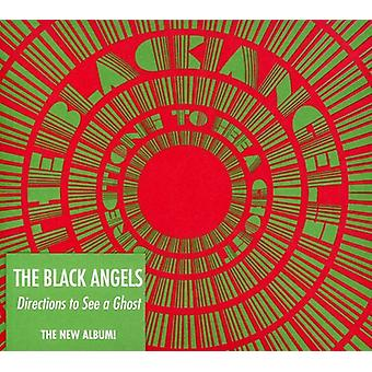 Black Angels - Directions to See a Ghost [CD] USA import
