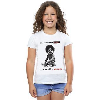 Notorious veľké dievčatá to bolo všetko sen T-shirt