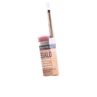 Max Factor Farbe Elixier Lippenstift #720-Scarlet Ghost + Lipliner Gratis für Frauen