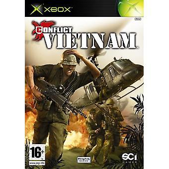 Konflikt Vietnam (Xbox)-ny