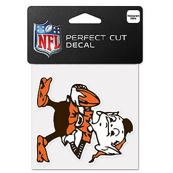 Wincraft decal 10x10cm - NFL Cleveland Browns