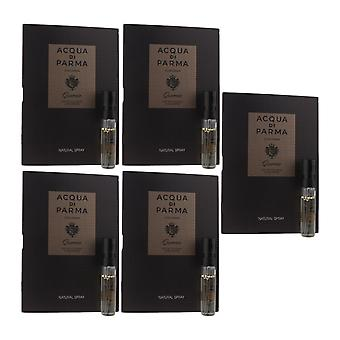 Acqua Di Parma 'Colonia Quercia' Eau De Cologne Concentrate 1.2ml ( Pack Of 5)