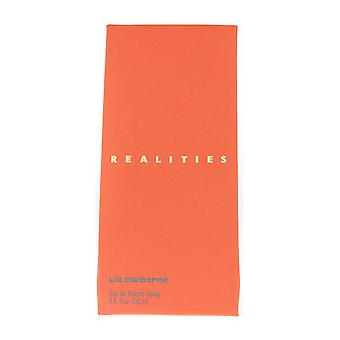 Liz Claiborne Realities Eau De Toilette Spray 3.4oz In Box (Fórmula Original)