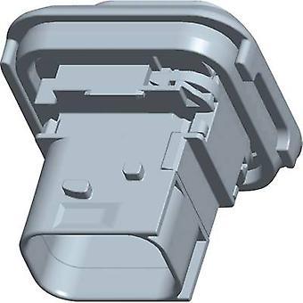 TE tilkobling Socket kabinett - PCB HDSCS, MCP totalt antall pinner 8 1-1564416-1-1 eller flere PCer
