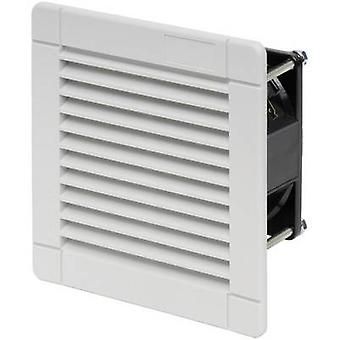 Finder 7F.70.9.024.1020 Enclosure fan (EMC) 24 V DC 4 W (W x H x D) 114 x 114 x 45 mm 1 pc(s)