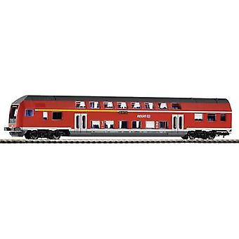 Piko H0 57621 H0 Doppelstock Steuerwagen der DB AG Steuerwagen 1. / 2. Klasse