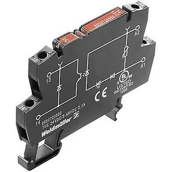 Weidmüller Optocoupler TOS 24VAC/48VDC 0,1A Current load (max.): 0.1 A Switching voltage (max.): 48 V DC 1 pc(s)