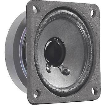 Visaton 2012 Mini luidspreker geluidsemissie: 88 dB 8 W 1 PC('s)