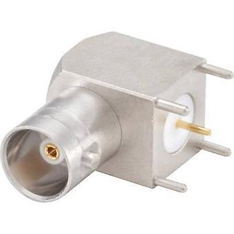 Rosenberger 71K201-400A5 BNC connector Socket, horizontal mount 75 Ω 1 pc(s)