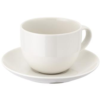 Judge Table Essentials, Tea Cup & Saucer, 275ml