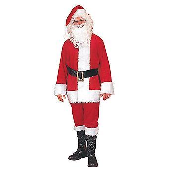 Bnov 7Pc Santa Suit Costume(6)