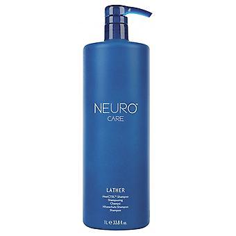 Paul Mitchell neuro Schuimer HeatCTRL shampoo 1000ml