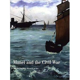 Manet and the American Civil War - The Battle of the  -Kearsarge - and t