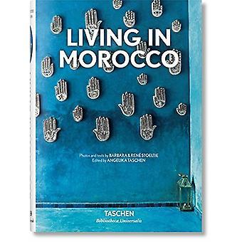 Bu Living In Morocco - 9783836568197 Book