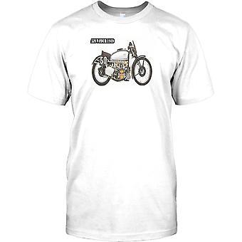 AJS V-Four 1939 - clásico británico bicicleta niños T Shirt
