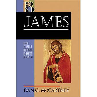 James przez Dan G. McCartney - 9780801026768 książki