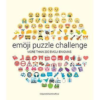 Emoji puslespil udfordring af Malcolm Croft - 9781787390058 bog