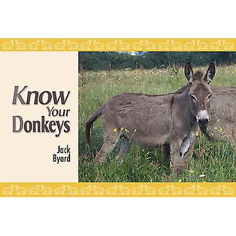 Know Your Donkeys by Jack Byard - 9781906853310 Book