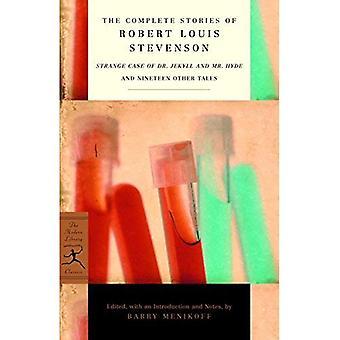 The Complete Stories of Robert Louis Stevenson (Modern Library)
