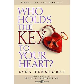 Die vormt de sleutel tot je hart
