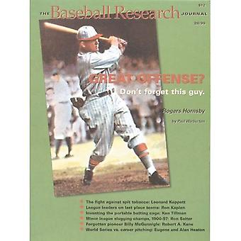 The Baseball Research Journal (Brj), Volume 28
