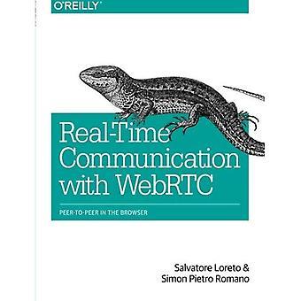 Comunicação em tempo real com WebRTC:-to-Peer no navegador